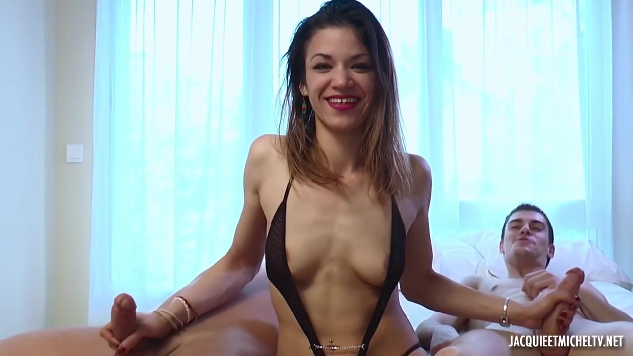 French Porn Movie - Soraya Essaie Les Doubles - Amateur Porn