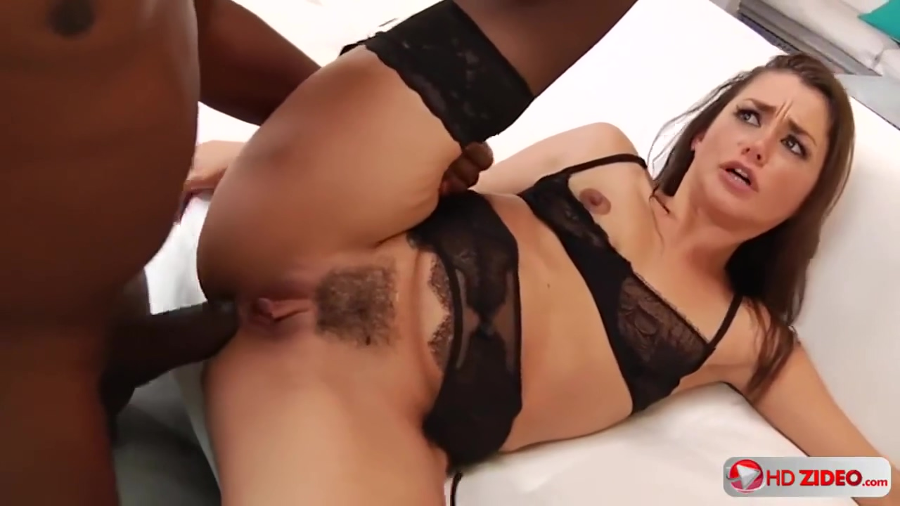 Cheats On Me With Big Black Penis And Gets Assfucked - Allie Haze